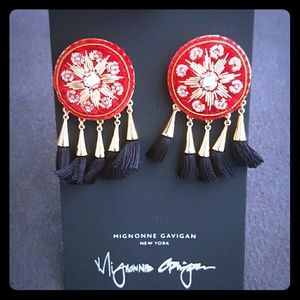 Mignonne Gavigan Devora Dreamcatcher Drop earrings